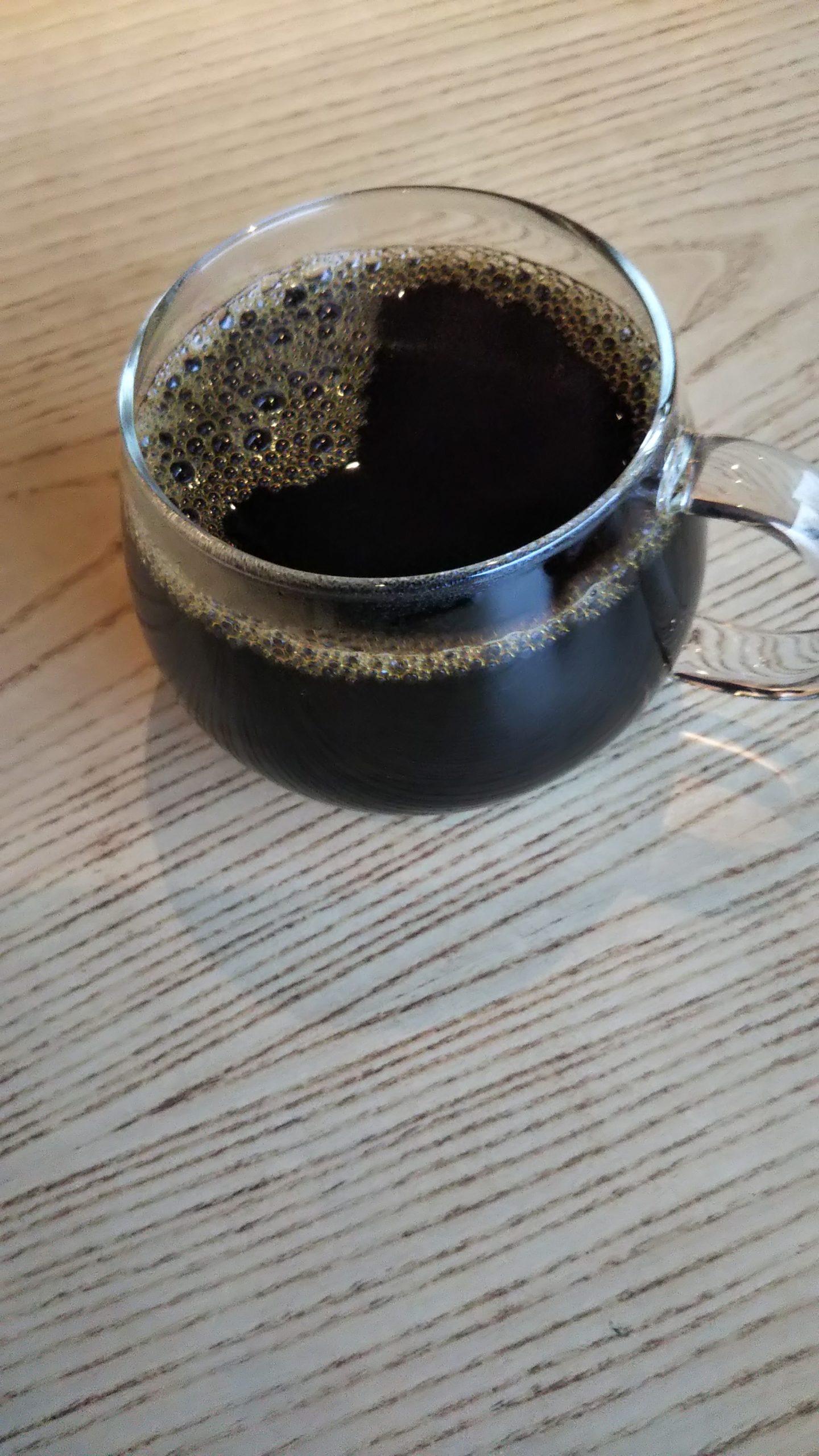 フルボトルコーヒー コーヒー