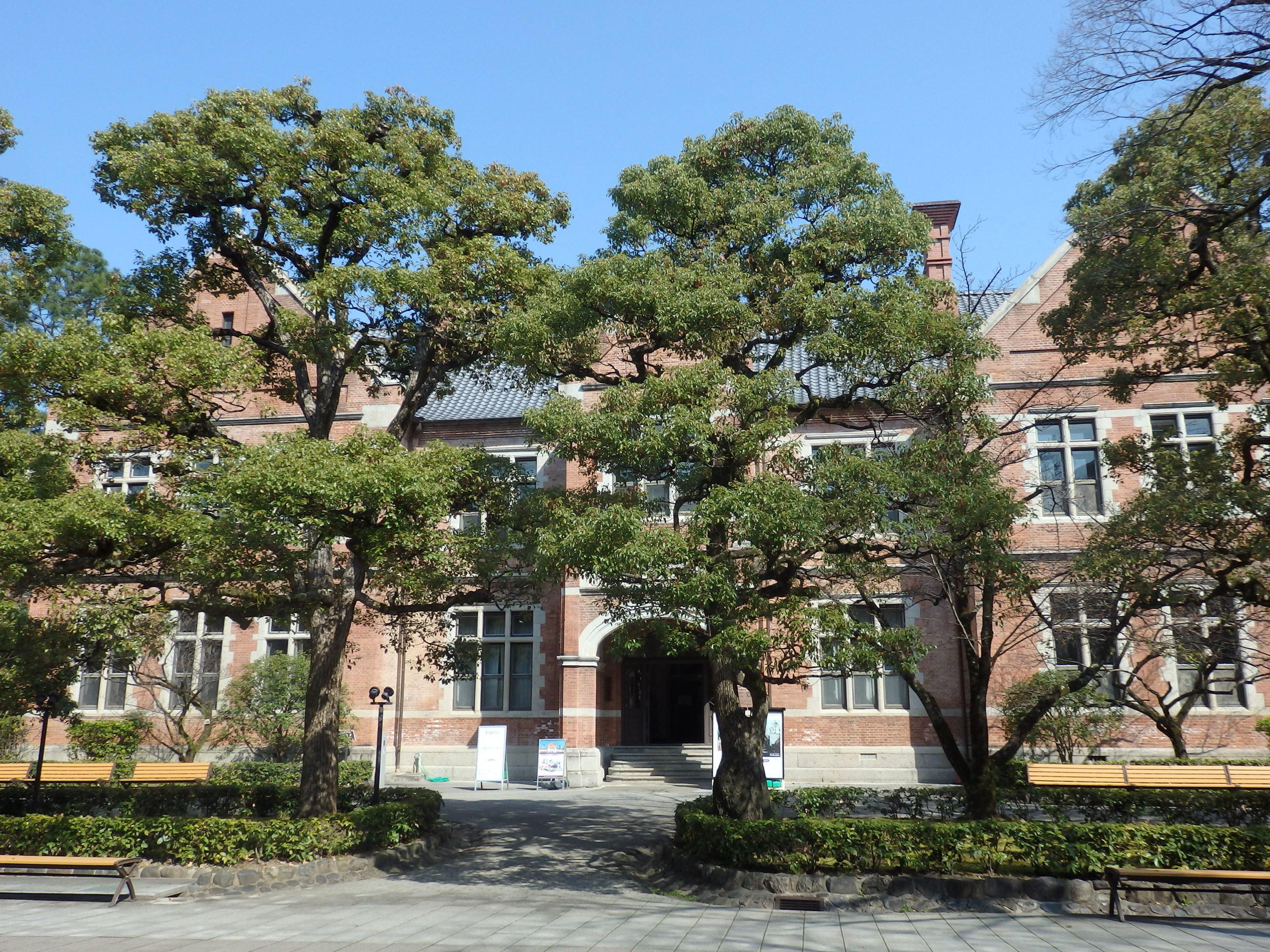 同志社大学 今出川キャンパス ハリス理化学館