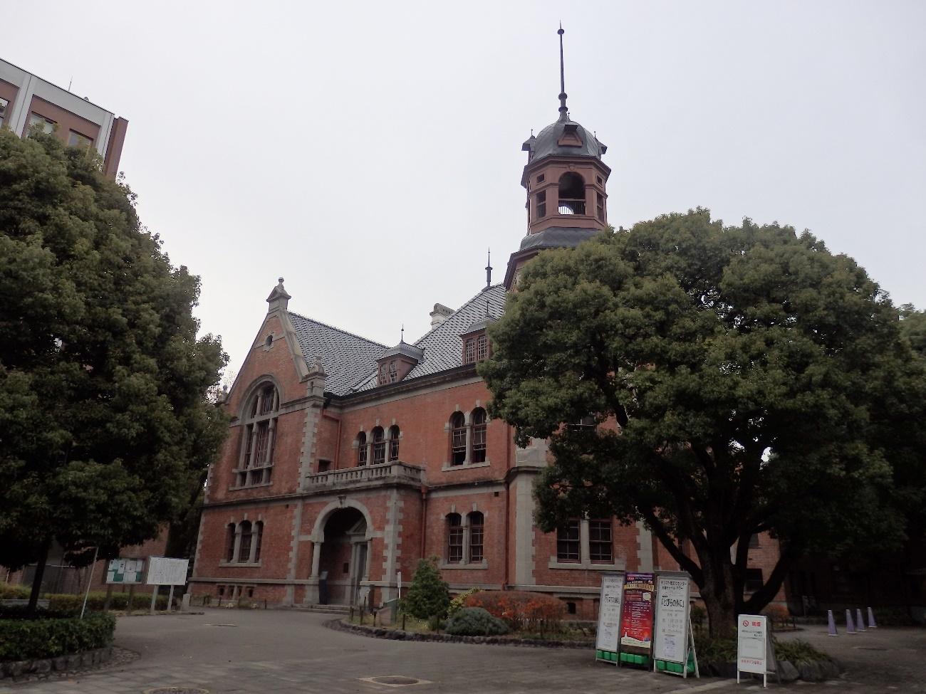 同志社大学 今出川キャンパス クラーク記念館